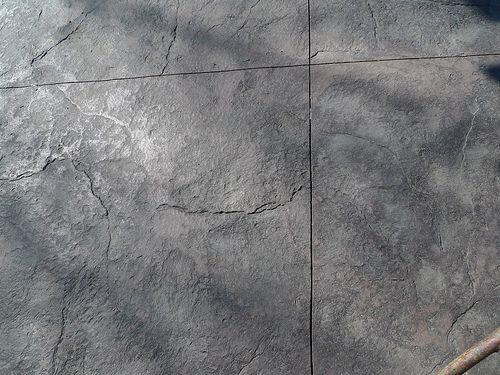 Concrete Driveway Border
