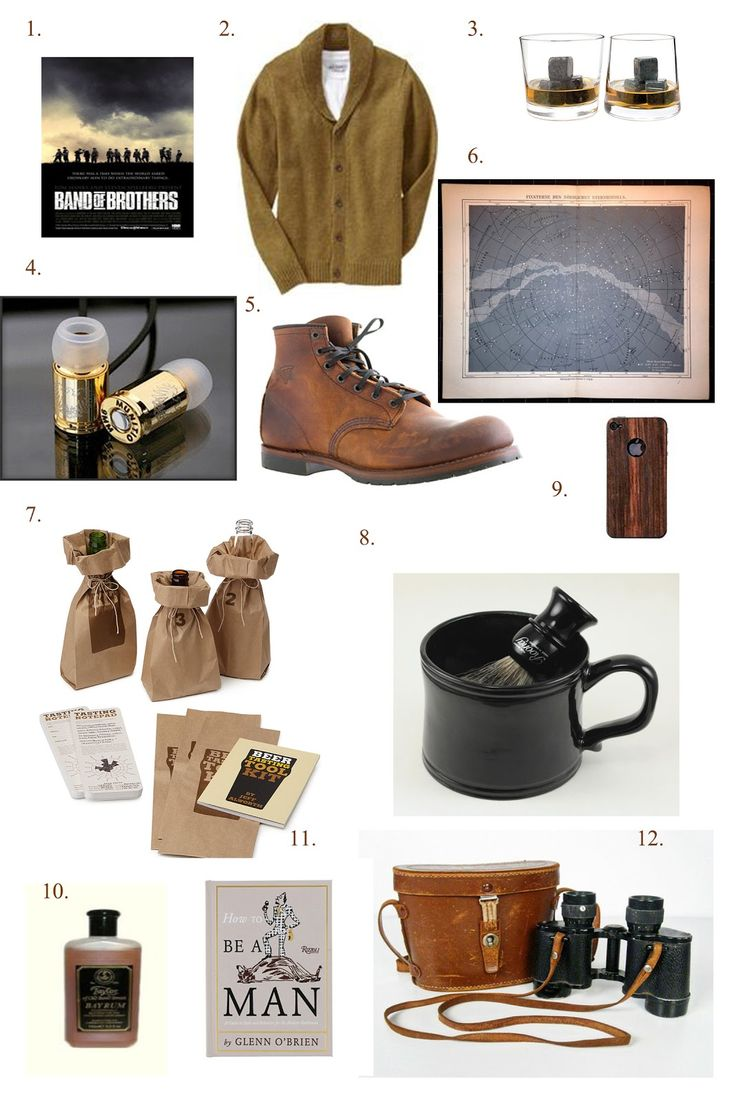 59 best gift ideas for men images on pinterest gifts for for A gift for a guy