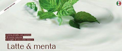 #Novità Estate 2016: Crema di latte con essenza di menta naturale e scaglie di cioccolato bianco. #Pretto #ItalianIceCream #News #Summer