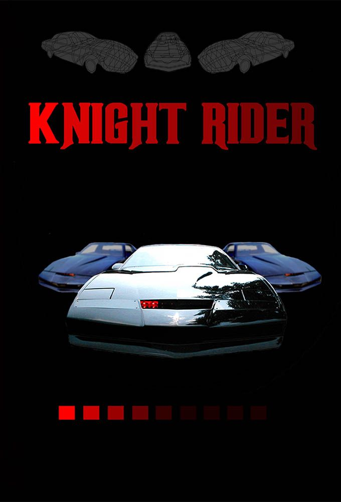 """""""Knight Rider, a shadowy flight into the dangerous world of a young man, who does not exist. Michael Knight, a young loner on a crusade to champion the cause of the innocent, the helpless, the powerless, in a world of criminals who operate above the law."""""""
