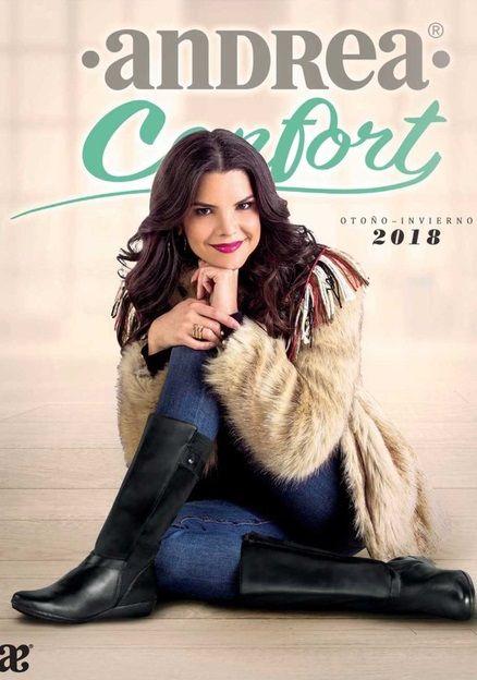 8786a1a74a catalogos de moda andrea confort otoño invierno 2018