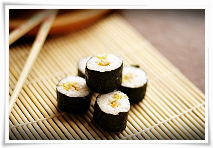Peluang Usaha Franchise Bisnis Waralaba Terlaris & Terbaik: Kedai Sushi dan Makanan Rendah Kalori