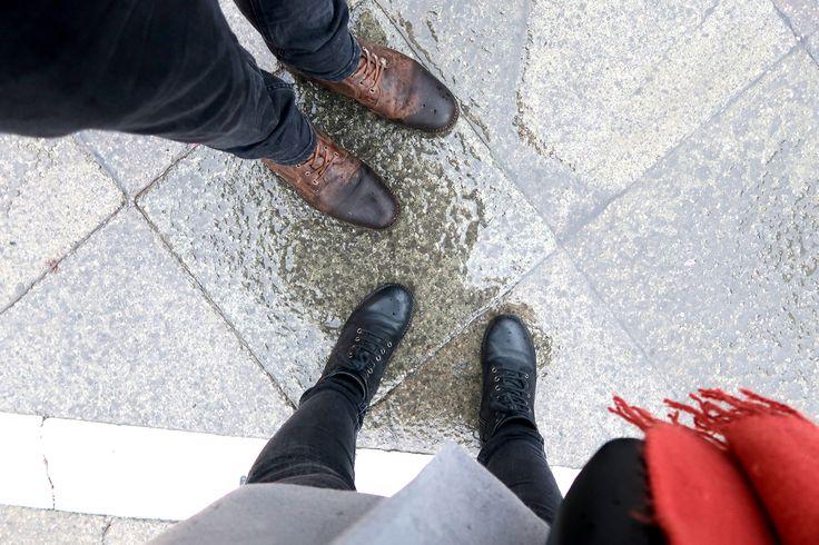 travel blog - venice wet feet