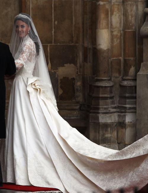 Prince William and Kate Middleton royal wedding day photos
