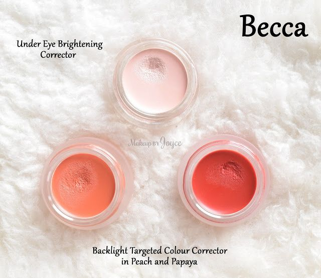 e7b484e1c80 Becca Brightening Backlight Targeted Colour Corrector Peach Papaya Swatch