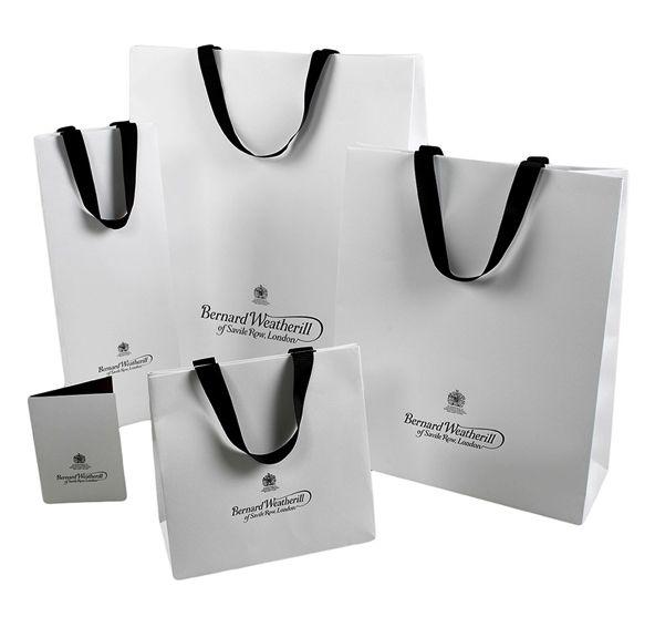 Luxury retail packaging / Progress Packaging
