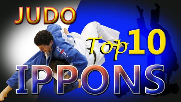 Judoka WAJIB ! NONTON video ini !!! 10 TOP IPPONS JUDO