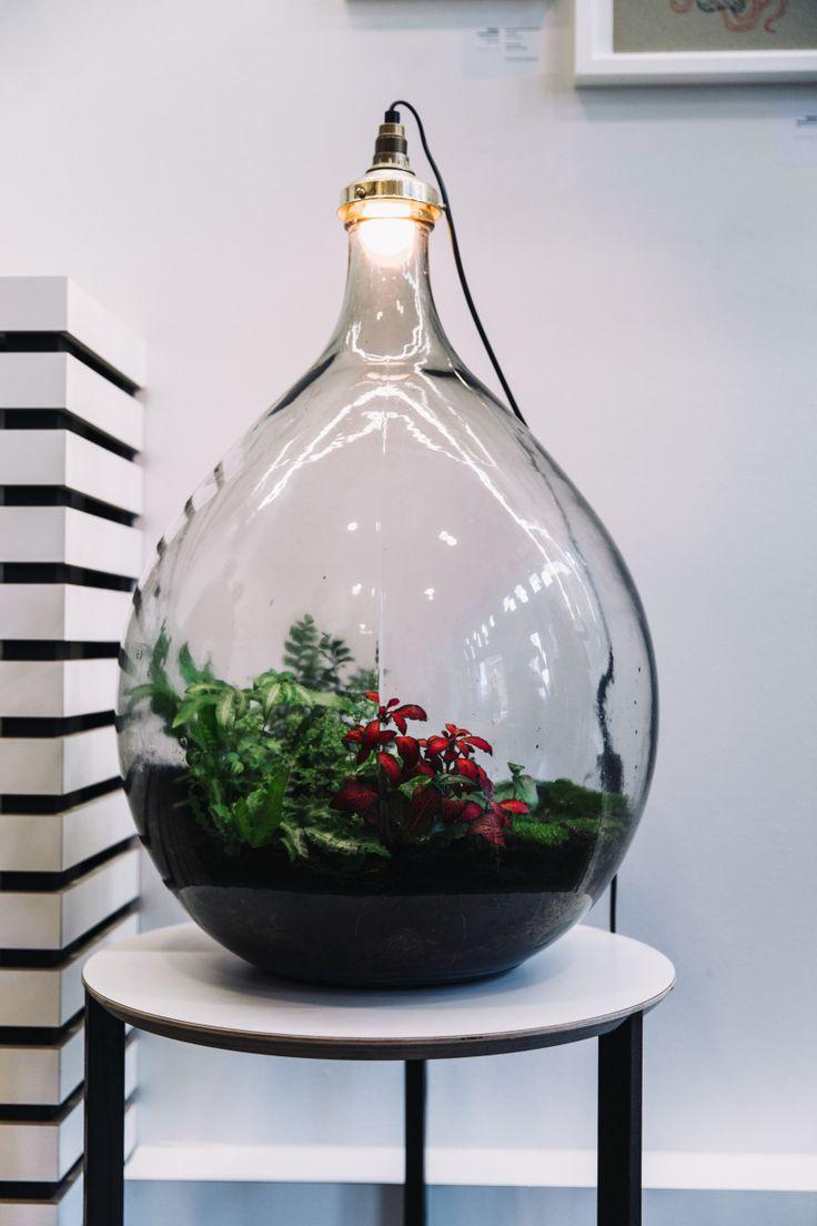 Spruitje Big Brother terrarium lamp