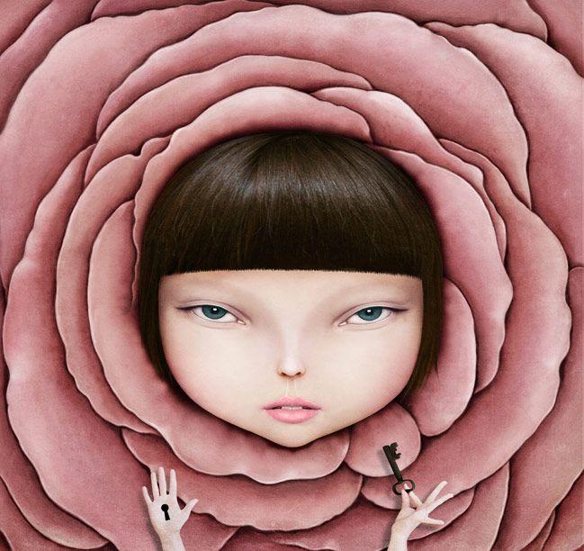 El realismo fantástico de Annamei http://blgs.co/v9fGy-