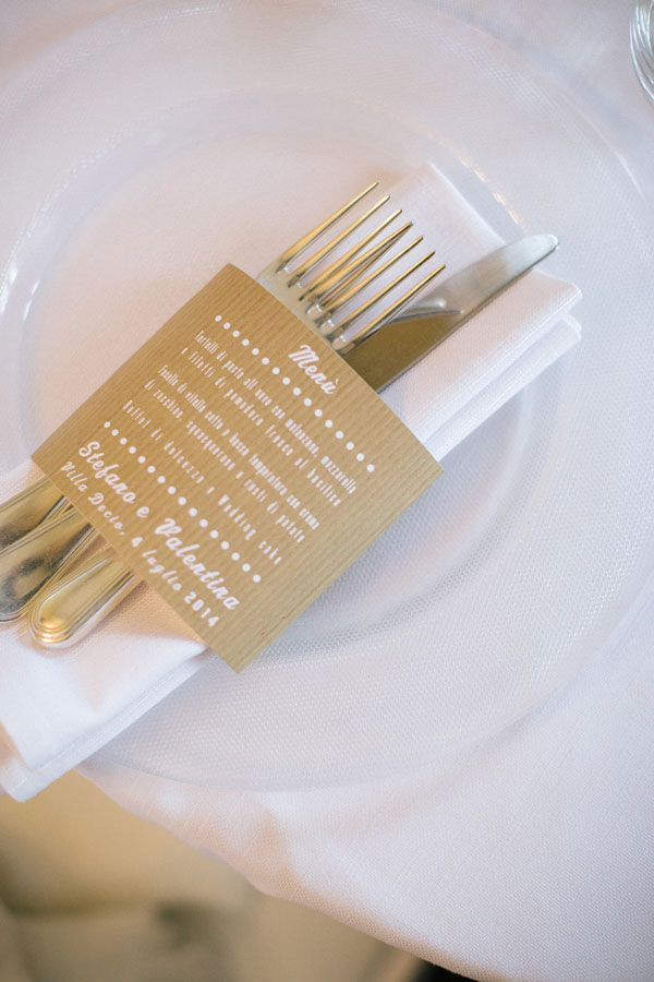 15 dettagli in carta kraft da copiare   Wedding Wonderland