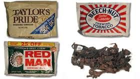 chewing tobacco - Google Search was a nasty habit