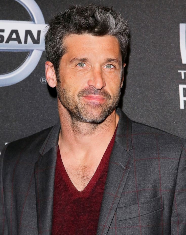 Patrick Dempsey Reveals First Look from theBridget Jones's BabyFilm Shoot from InStyle.com