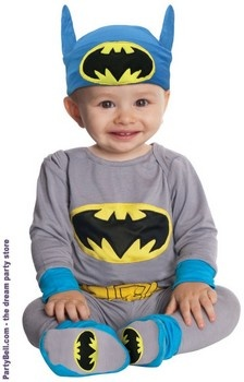 Batman Onesie Infant Costume  $26.48