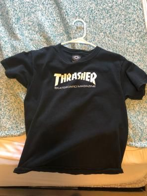 b9a4d90f54c9 Trasher Tee | things that i would wear | Pinterest