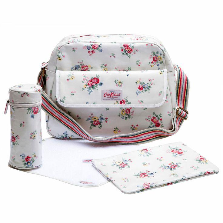 Essentials | Posy Zip Changing Bag | CathKidston
