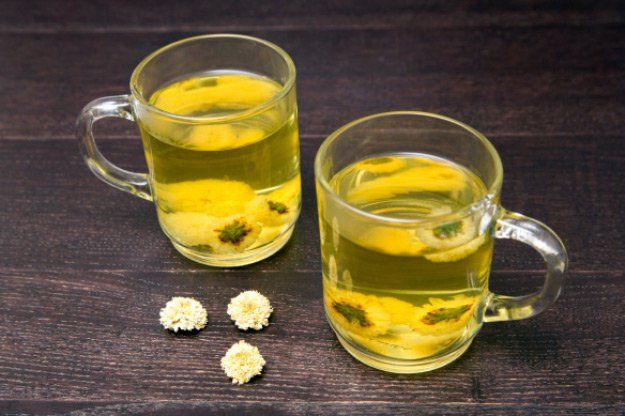 Chrysanthemum tea | 32 Edible Flowers - The Complete List Of Flowers You Can Eat & Flower Recipe Ideas