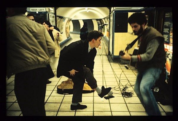 Неприкрытая жизнь лондонской подземки (31 фото)