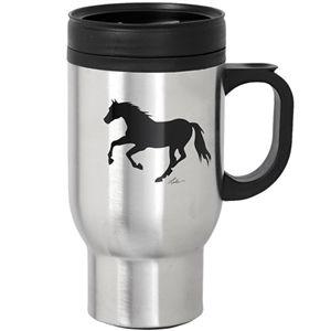 Galloping Horse Travel Mug for Sale!