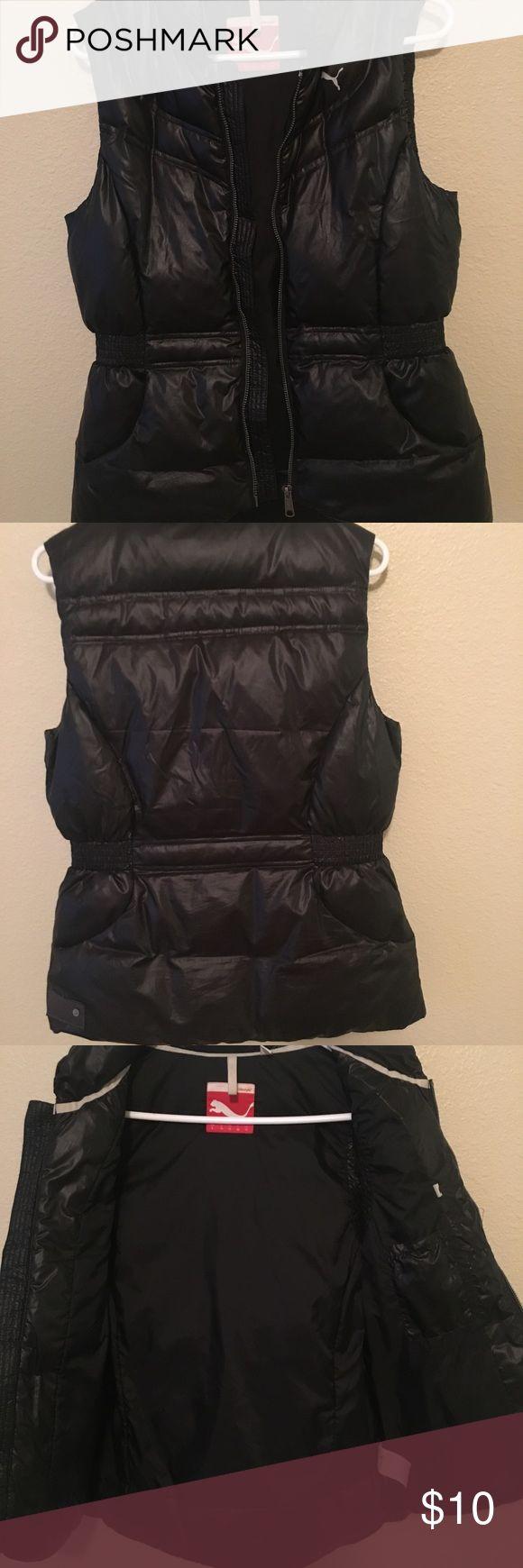 Puffer vest Puma Good condition vest. Warm and nice! Puma Jackets & Coats Vests
