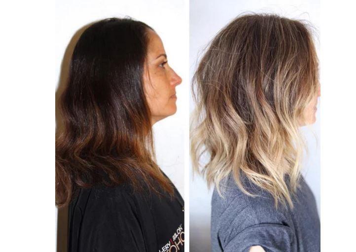 Kadınları Saç Renkleri ile Genç Göstermenin Sırları