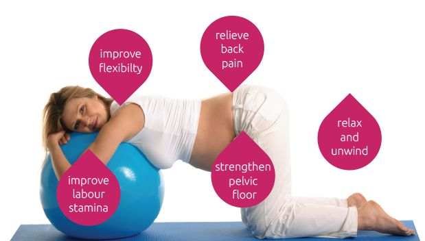 How can Pilates help me in pregnancy? - Generate