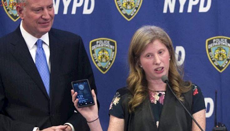 Policía de NY botará 36 mil teléfonos con Windows por capricho de la hija de un millonario