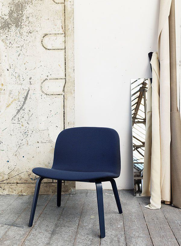 Via that nordic feeling Muuto Visu Lounge Chair