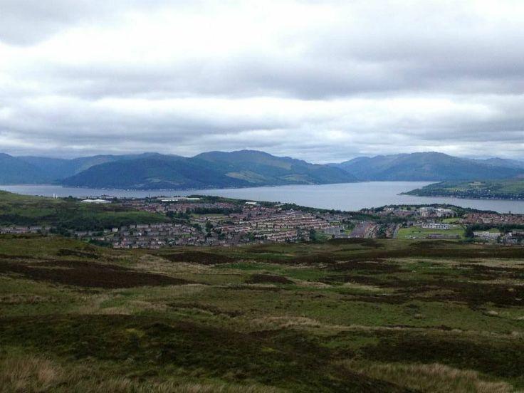 The Cut, Greenock, Scotland.