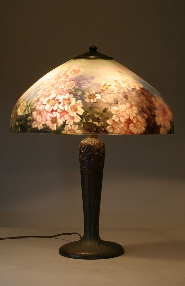 This lamp would definitely have to stand