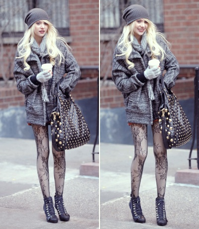 taylor momsen has a bit more edgy style but she is definitely one of the best dressed celebs in my opinion