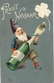 Bildergebnis für alte postkarten zwerge