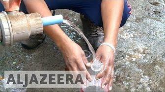 Chile floods leave more than one million without water