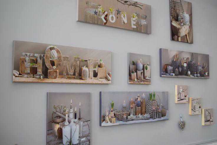 toiles led salon scandinave pinterest salons led et d coration. Black Bedroom Furniture Sets. Home Design Ideas