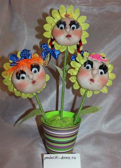 Мастер класс «Цветочки из капрона» - подарок на День матери | Коробочка идей и мастер-классов