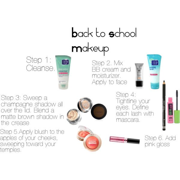 """Back to School Makeup"""