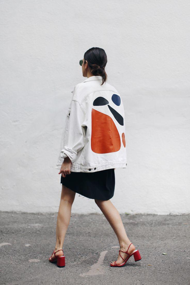 I need that jacket!