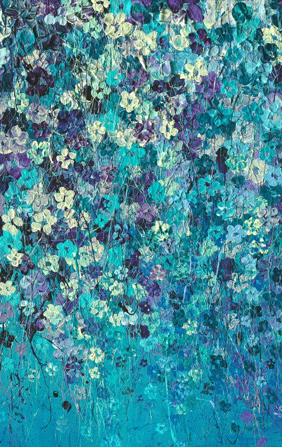 Rotsvlinder Art Acryl schilderij Canvas Art Giclee Print