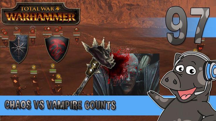 Unstoppable Force! - Total War: Warhammer - Multiplayer Ranked Battle  #...