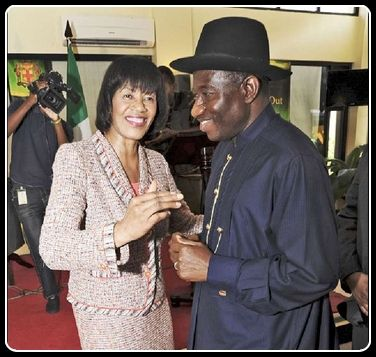 jamaica prime minister | Prime Minister Portia Simpson Miller and President of the Federal ...
