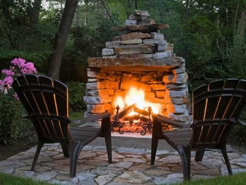 25+ Best Ideas About Gartenfeuer On Pinterest | Feuerstellen Für ... Feuer Und Wasser Im Garten Eine Gemutliche Kombination