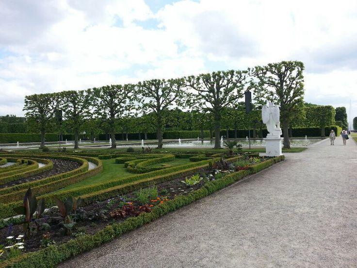 Herrenhäuser Garten, Hannover, Gemany