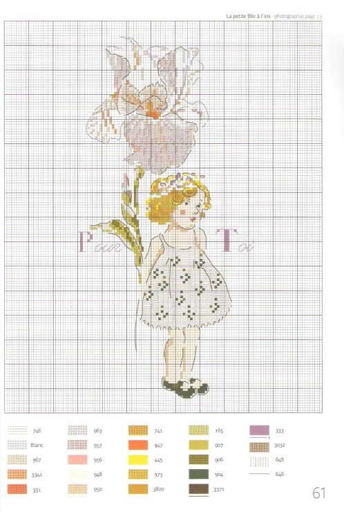 (5) Gallery.ru / Фото #3 - Helene le Berre - Le langage des fleurs - velvetstreak