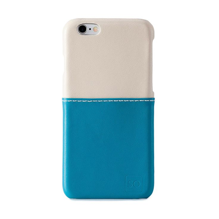 SOF Leather iPhone 6/6S Case