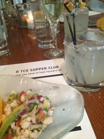 Rock shrimp, Shrimp ceviche and Ceviche on Pinterest