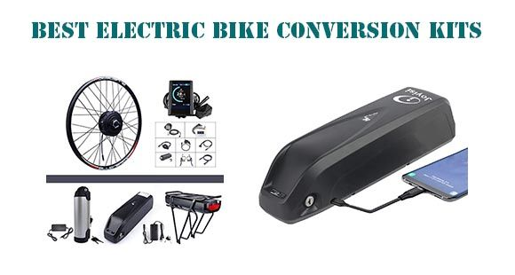 Best Electric Bike Conversion Kits In 2020 Best Electric Bikes