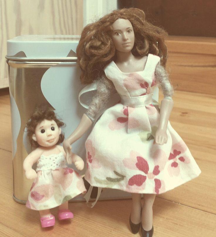 Sunny and Rose styled by Maija Pirinen