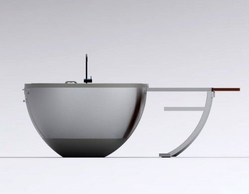 Victor Xavier imagine Soria, une cuisine moderne tout en rondeur pour les petites surfaces !