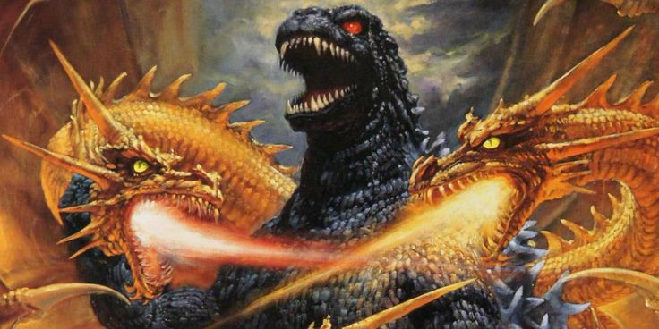 Godzilla 2 is Officially Done Filming