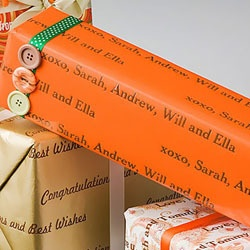 Best 25+ Personalised wrapping paper ideas on Pinterest ...