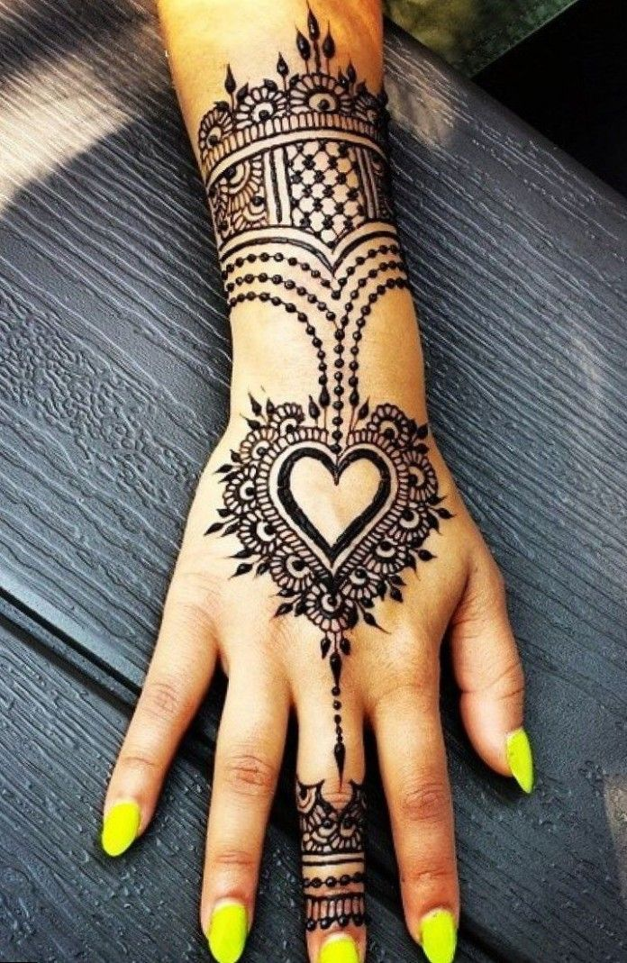 The Final Revelation Of Henna Hand Tattoo Designs Meanings Henna